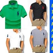 Polo Ralph Lauren рубашка поло тенниска хит #ф38