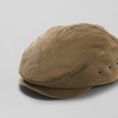 Стильная вельветовая кепка Tchibo, тсм