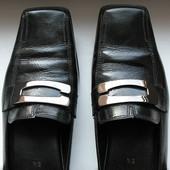 Австрийские туфли от ТМ Hogl в стиле винтаж