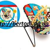 Детский шезлонг-качалка Жираф 8614