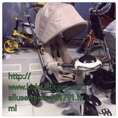 Новинка весны 2016 г от Азимут велосипед Коляска Сrosser кроссер Т350