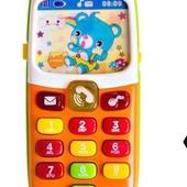 Игрушка Мой первый смартфончик от BeBeLino (Великобритания)