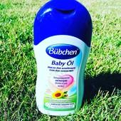 Масло для младенцев 200 и 400 мл. Bubchen