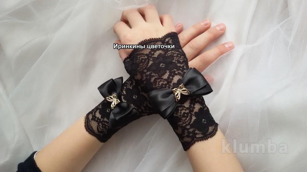 Как сшить перчатки митенки своими руками