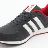 Мужские кроссовки adidas 41, 44 размер (весна/осень)