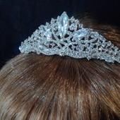 Свадебные диадемы для настоящих королев!!!