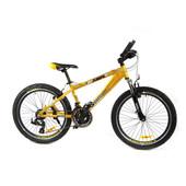 Азимут Джампер 24 А+ алюминиевый велосипед Azimut Jumper mtv горный