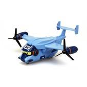 Robocar Poli самолет - перевозчик Кэри