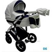 Детская коляска 2 в 1 Aneco Futura и Futura Ecco