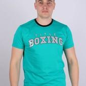 Мужская футболка х/б Мод. 15137