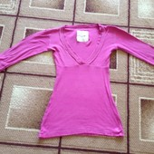 Фирменная кофта футболка Gloria Jeans размер XS