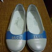 Туфельки Minimen 26,28 размеры. Новые.