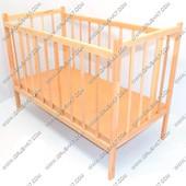 Кроватка деревянная Украина