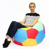 Кресло мешок Мяч ,Кресло футбольный Мяч