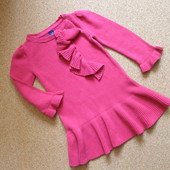 Вязаное платье babyGap на девочку 3 года
