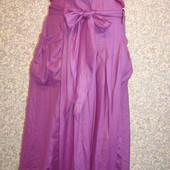 Сиреневая юбка-тюльпан  Ricci & Co. Р 36