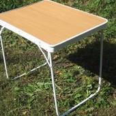 Стол раскладной для сада и туризма.Цена актуальна.