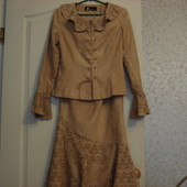 костюм женский размер 44
