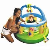 Детский надувной игровой манеж Intex 48474 Акция Цена Реальная