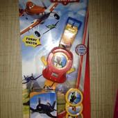 Часики Самолеты, дискомет, на листе
