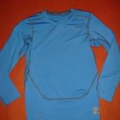 Фирменная Nike спортивная футболка Dri-Fit для мальчика на 8-10 лет
