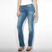 Женские джинсы Levis. Оригинал. Размер  24х32