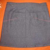 Фирменная Disel (Оригинал) джинсовая мини юбка на наш 42-44 размер