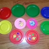 Заграничная посудка тарелочки
