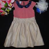 Платье Jasper Conran на 5-6 лет, рост 110-116 см.Большой выбор!
