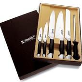 набор ножей Zepter, подставка Zepter в подарок