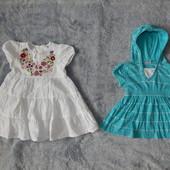 Летние платья и сарафаны на девочку от 1 до 4-х лет. В ассортименте