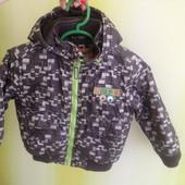 Демисезонная курточка на мальчика Cool Club 98 размер