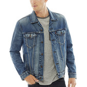 Курткa джинсовая Levis Danica Denim Trucker Jacket оригинал