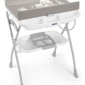 Пеленальный столик Cam Volare снабженный ванночкой со сливом.