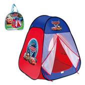 Детская игровая палатка «Тачки»