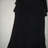 Легкое свободное короткое платье