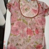 Блуза футболка , Dolce&Gabbana новая, р.S
