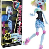 кукла монстер хай Monster high Эбби Боминейбл На роликах