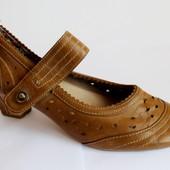 Туфли Annie, Италия, кожа, оригинал, 38