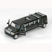 Автомодель - Лимузин (черный, свет, звук)