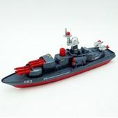 Модель - Военный корабль (свет, звук)