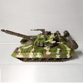 Модель - Танк Т-90 Big (свет, звук)