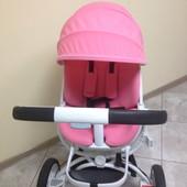 Прогулочная коляска Quinny Moodd Pink Passion