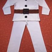 Продаю! Взрослый карнавальный костюм Снеговик размер L, б/у.