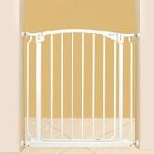 Дверной барьер 75х71-82, белый F160W