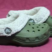 Оригинальные кроксы Crocs Размер 23-24