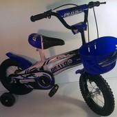 Велосипед детский 12 дюймов 12-TZ