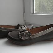 Кожаные туфельки Janet D Германия Раз 36.