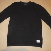 Мягкий вязаный х/б пуловер. Core by Jack & Jones. Дания. L.