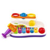Музыкальная развивающая игрушка Ксилофон